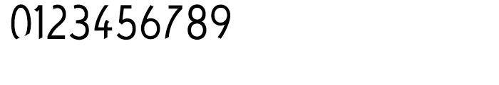 Concept Sans Condensed Regular Font OTHER CHARS