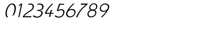 Concept Sans Light Italic Font OTHER CHARS
