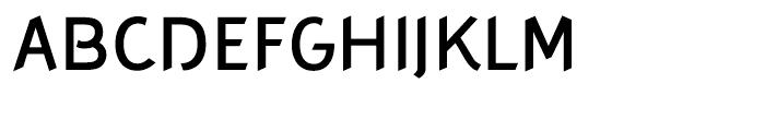Concept Sans Medium Font UPPERCASE