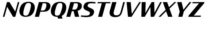 Condor Bold Italic Font UPPERCASE