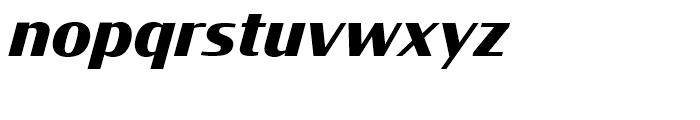 Condor Bold Italic Font LOWERCASE
