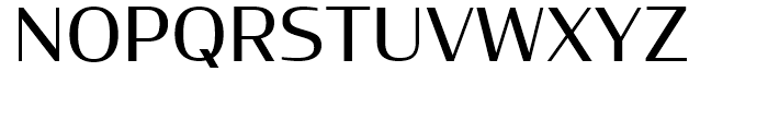 Condor Regular Font UPPERCASE