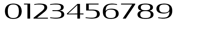 Condor Wide Regular Font OTHER CHARS