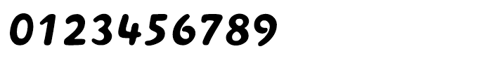 Contact Pro Regular Font OTHER CHARS