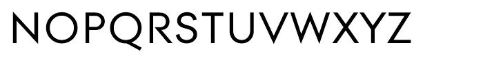 Contax 55 Regular Font UPPERCASE