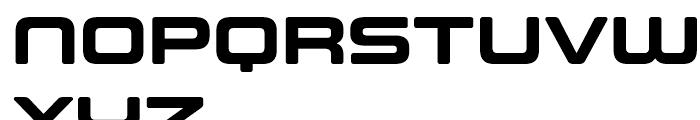 Controller Five Font UPPERCASE