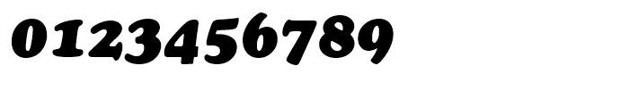 Cooper BT Black Italic Headline Font OTHER CHARS