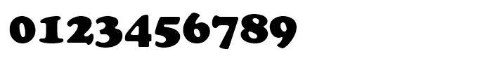 Cooper Black Standard D Font OTHER CHARS