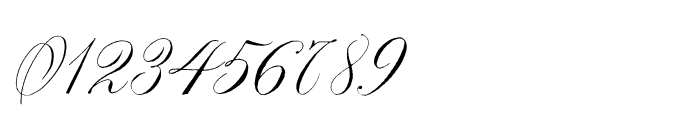 Copperlove Regular Font OTHER CHARS