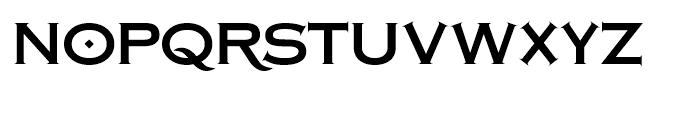 Copperplate Deco Plain Font LOWERCASE