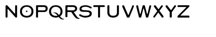 Copperplate Modern Light Font UPPERCASE