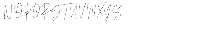 Coral Blush Script Font UPPERCASE