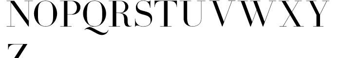 Coral Blush Serif Font LOWERCASE