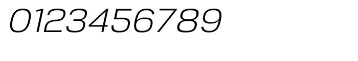 Corbert Italic Font OTHER CHARS