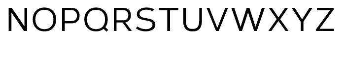 Corbert Medium Font UPPERCASE