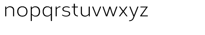 Corbert Regular Font LOWERCASE