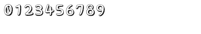 Core Bandi Regular Font OTHER CHARS