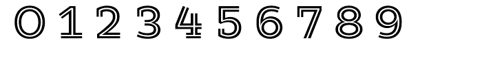 Core Magic 2D Double Font OTHER CHARS