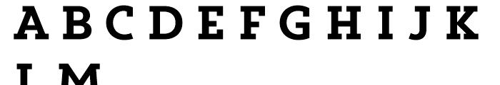 Core Magic Regular Font UPPERCASE