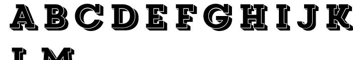 Core Magic Wand2 Font LOWERCASE