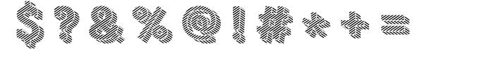 Core Magic Wand4 Font OTHER CHARS