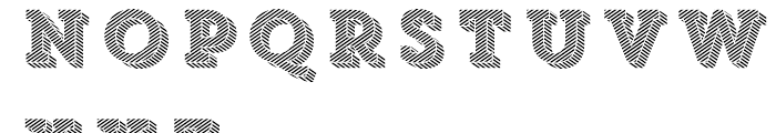 Core Magic Wand4 Font UPPERCASE