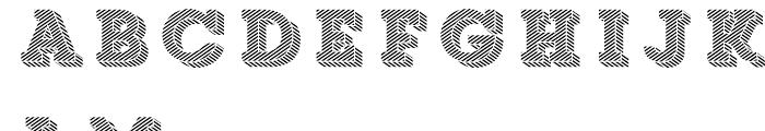 Core Magic Wand4 Font LOWERCASE