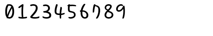 Core Narae Pro Pro Font OTHER CHARS