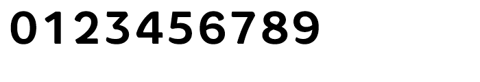 Core Rhino 65 Bold Font OTHER CHARS