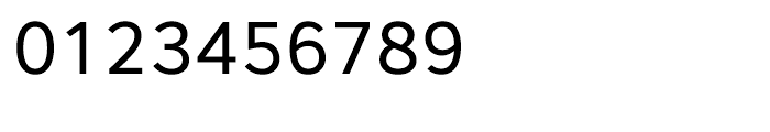 Core Sans A 45 Regular Font OTHER CHARS