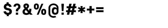 Core Sans D 65 Heavy Font OTHER CHARS