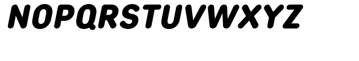 Core Sans DS 75 Black Italic Font UPPERCASE