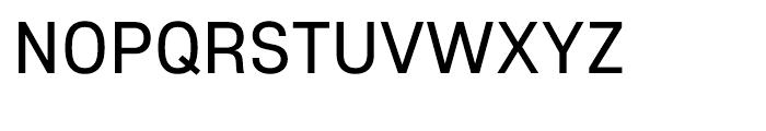 Core Sans E 45 Regular Font UPPERCASE