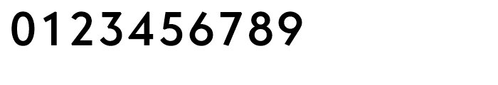 Core Sans G 55 Medium Font OTHER CHARS
