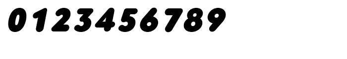Core Sans GS 95 Black Italic Font OTHER CHARS