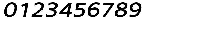 Core Sans N 53 ExtraMedium Italic Font OTHER CHARS