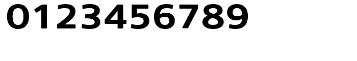 Core Sans N Rounded 63 ExtraBold Font OTHER CHARS