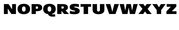 Core Sans N SC 93 ExtraBlack Font LOWERCASE