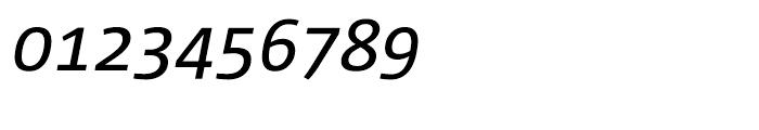 Corpid III E1s Regular Italic Font OTHER CHARS