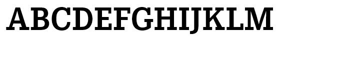 Corporate E Bold Font UPPERCASE