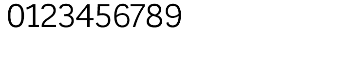 Corporative Regular Font OTHER CHARS