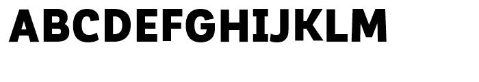 Corporative Sans Alt Cnd Black Font UPPERCASE