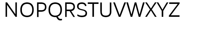 Corporative Sans Regular Font UPPERCASE