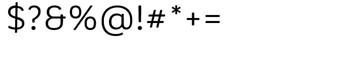Corporative Soft Alt Regular Font OTHER CHARS