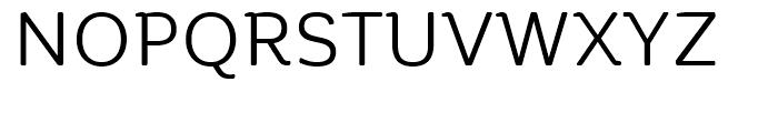Corporative Soft Alt Regular Font UPPERCASE