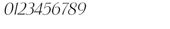 Cotoris Italic Font OTHER CHARS
