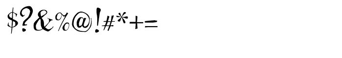 Couchlover Regular Font OTHER CHARS