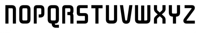 Cogan Straight Bold Font UPPERCASE