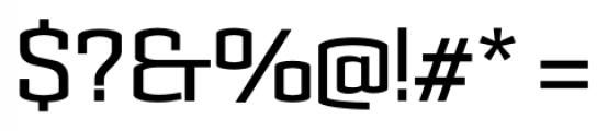 Cohort Regular Font OTHER CHARS