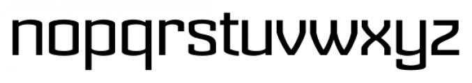 Cohort Regular Font LOWERCASE